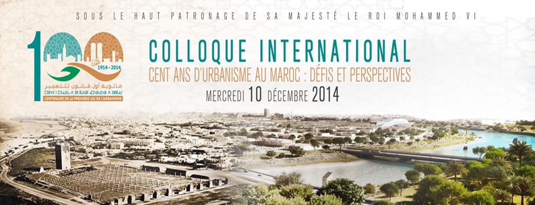 10 Décembre 2014 : AUKH : Célébration du centenaire d'urbanisme